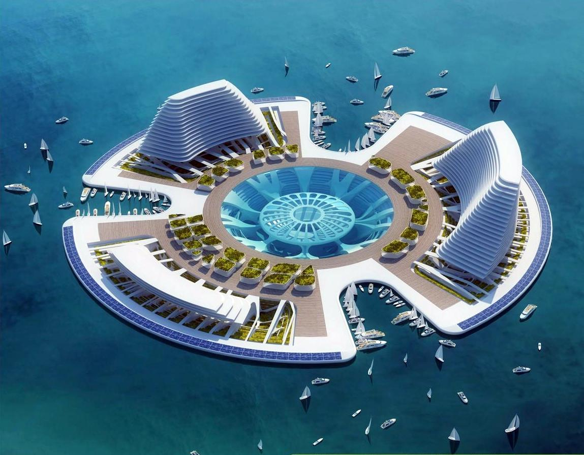 China's Newest 'Floating City' Is No Mirage