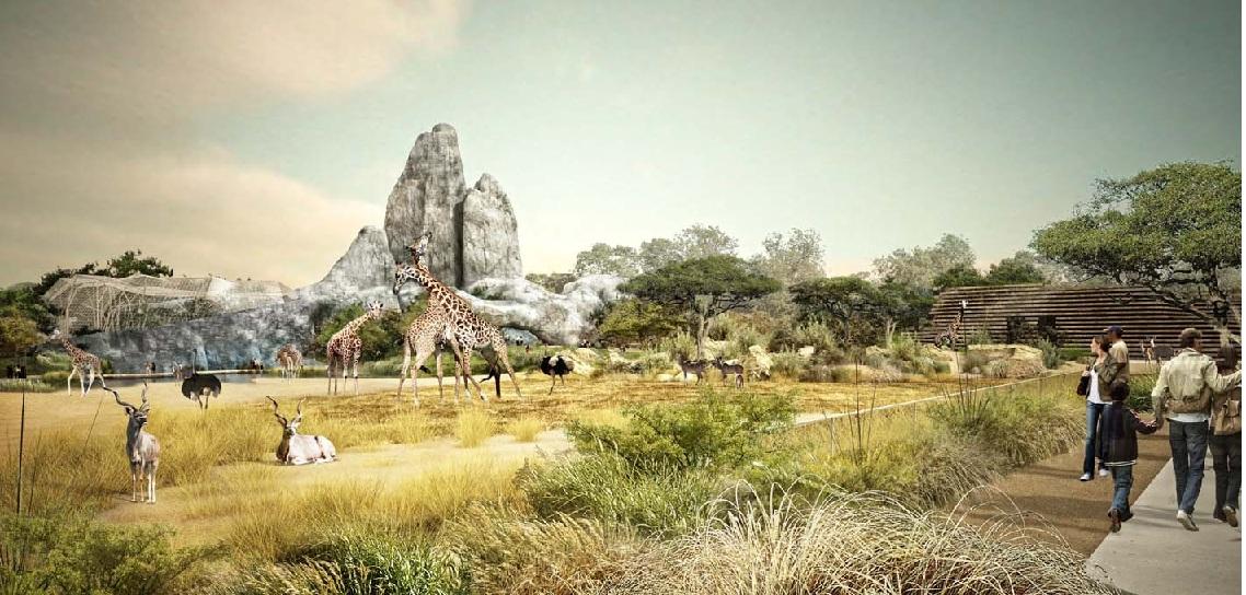 c 39 est parti pour la r novation du zoo de vincennes. Black Bedroom Furniture Sets. Home Design Ideas