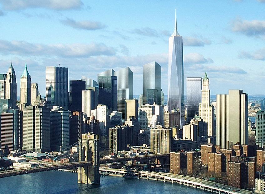 la plus haute tour d 39 am rique one world trade center new