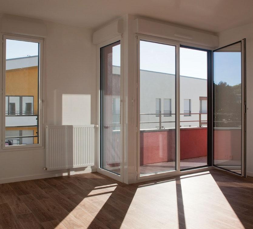 une r sidence de 90 appartements sur pilotis dans le val d 39 oise par emma s habitat. Black Bedroom Furniture Sets. Home Design Ideas