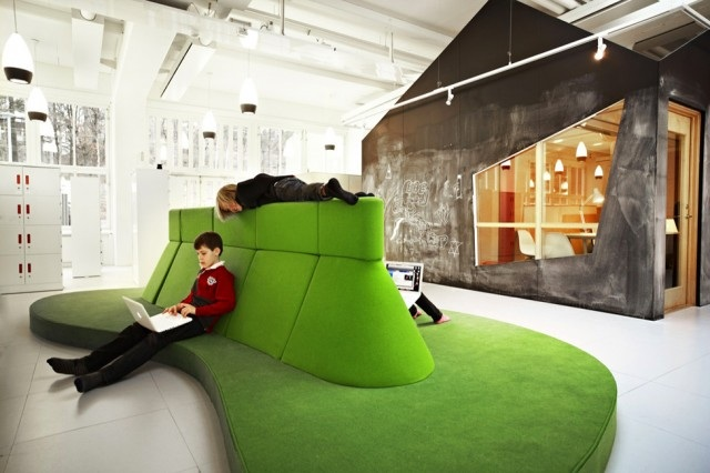 architecte-Rosan-Bosch-ecole-suede