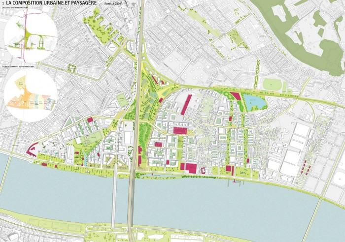composition urbaine projet tvk eiffel garonne 700x492 composition urbaine projet tvk eiffel garonne