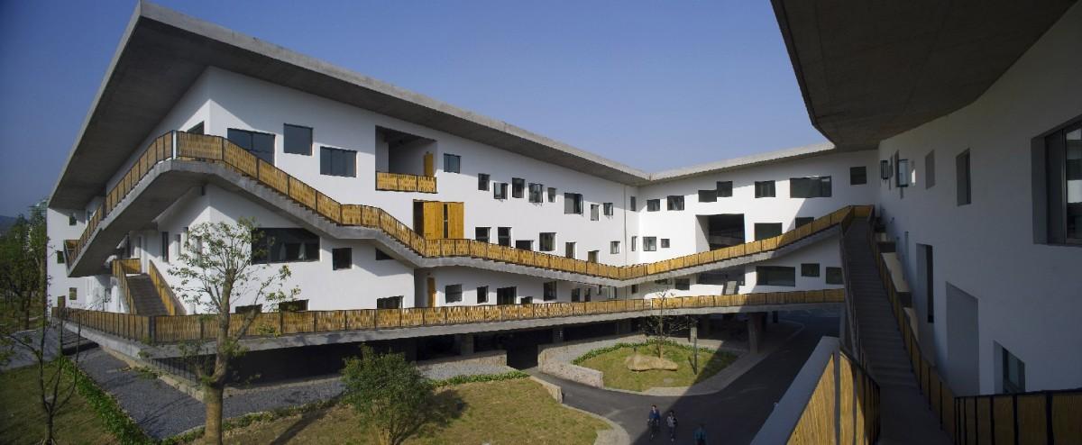 ecole beaux arts chine wang shu 1200x494 Wang Shu devient le premier architecte chinois lauréat du Prix Pritzker