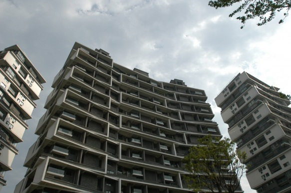 logement chine hangzhou wang shu Wang Shu devient le premier architecte chinois lauréat du Prix Pritzker