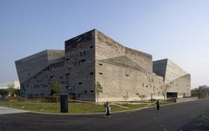 musee histoire chine wang shu pritzker 300x189 Wang Shu devient le premier architecte chinois lauréat du Prix Pritzker