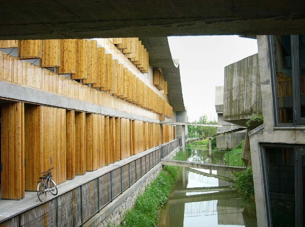 prix pritzker campus chine hangzou Wang Shu devient le premier architecte chinois lauréat du Prix Pritzker