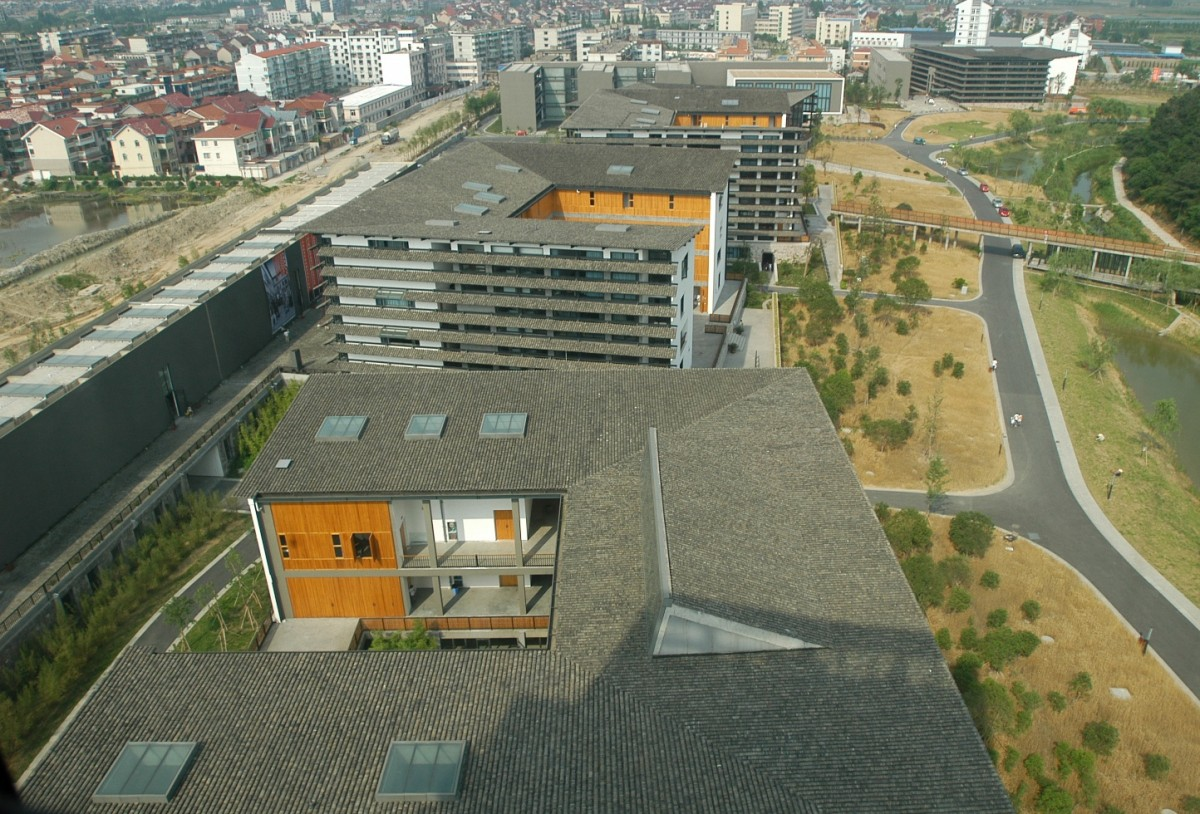 wang shu prix pritzker hangzhou 1200x814 Wang Shu devient le premier architecte chinois lauréat du Prix Pritzker