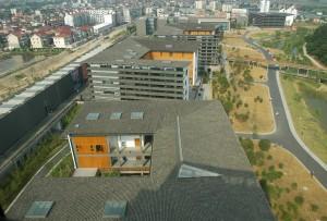 wang shu prix pritzker hangzhou 300x203 Wang Shu devient le premier architecte chinois lauréat du Prix Pritzker