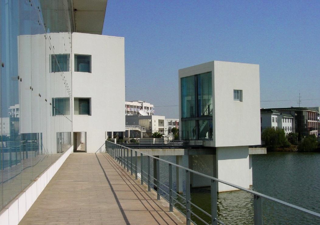 wang shu prix pritzker librairie college wenzhang Wang Shu devient le premier architecte chinois lauréat du Prix Pritzker