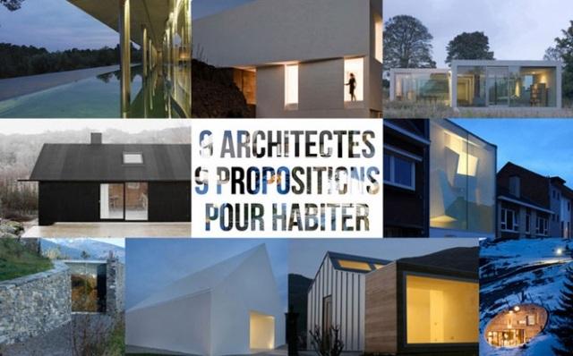 Architecture le concept de la maison ins r e dans la for Agence architecture suisse