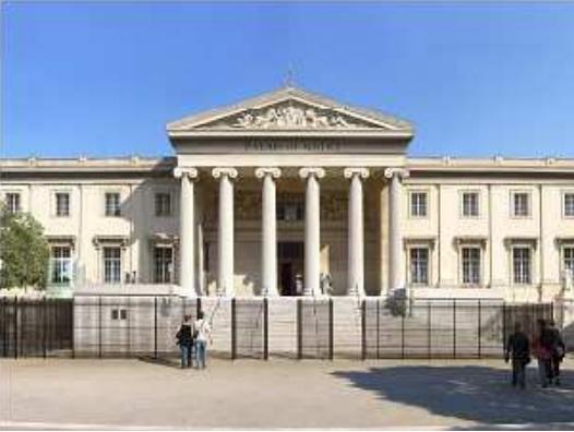 L agence tangram r habilitera le palais de justice de marseille - Tangram architectes marseille ...