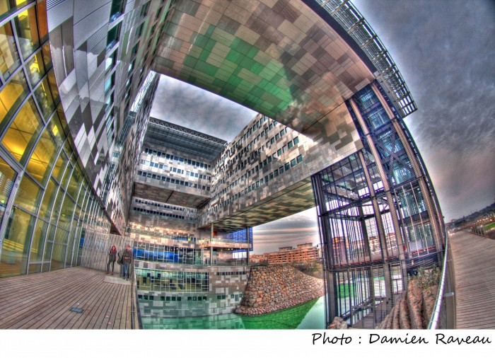 Hdr montpellier mairie jean nouvel damien raveau photographe 700x506 Architecture sans frontire   Edition 2012 dArchifoto