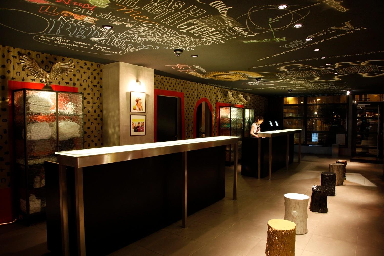 Hotel Bienvenue Paris Restaurant