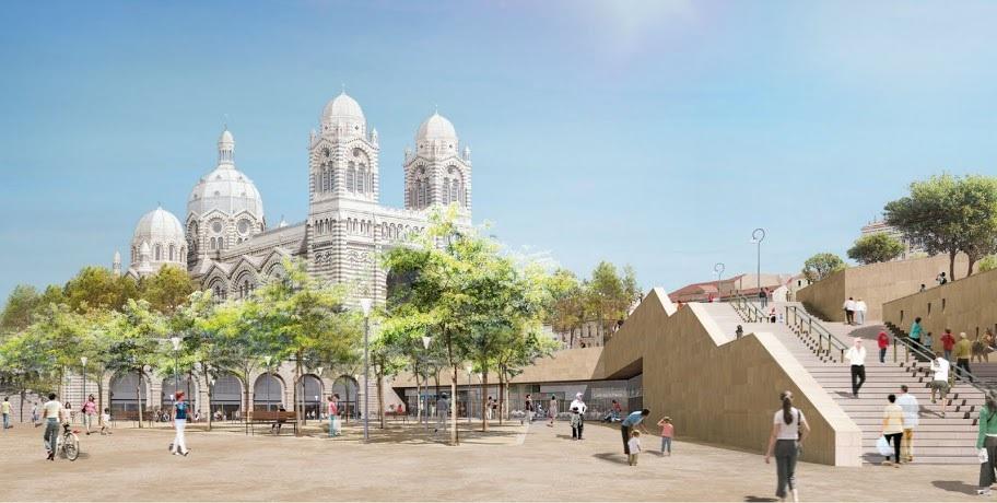 Les vo tes de la major un nouvel espace commercial for La pietra tradizionale casa santorini