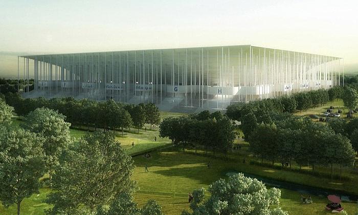 UEFA EURO 20- Hosts - Stade de Bordeaux - m