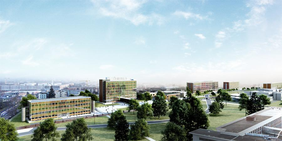 Le plan campus de Bordeaux : contrat de conception-ralisation-maintenance pour l&#8217;agence AUA Paul Chemetov et DV construction