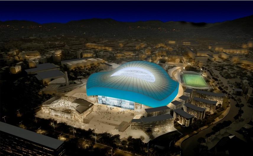 Marseille stade v lodrome ligue 1 page 1322 for Porte 7 stade velodrome