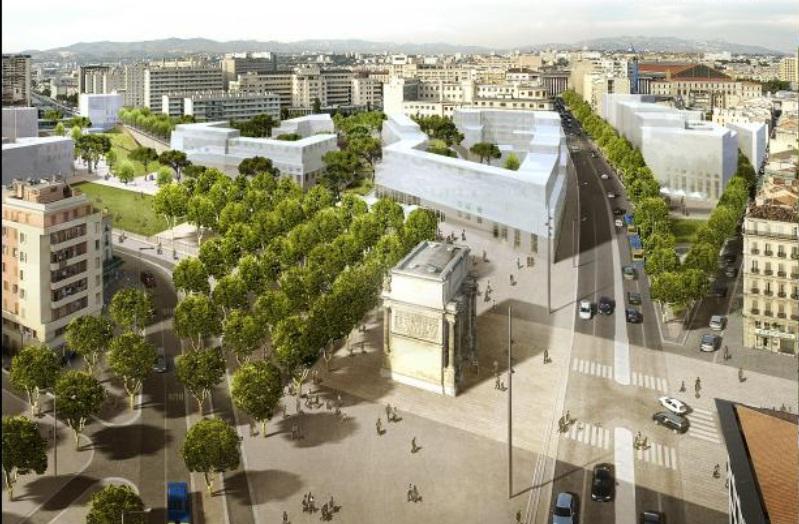 Vert Saint Denis Ou La Ville Nouvelle