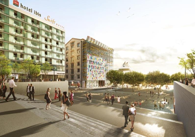 place-mediterranee-docks-marseille