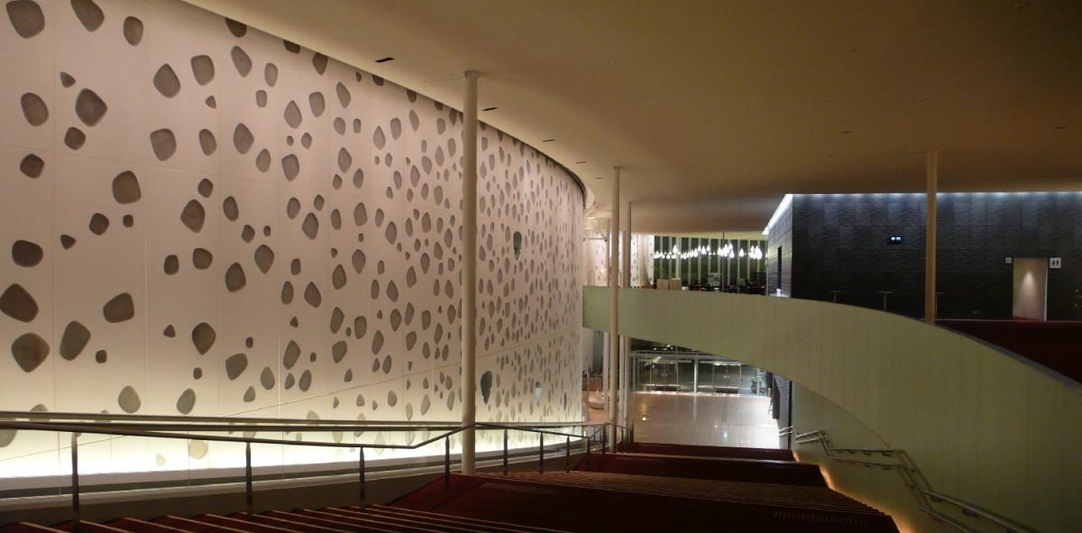 Salle spectacle Matsumoto toyo ito 1200x591 Le lauréat du prix Pritzker 2013 est larchitecte japonais Toyo Ito