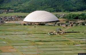dome architecture toyo ito 300x192 Le lauréat du prix Pritzker 2013 est larchitecte japonais Toyo Ito