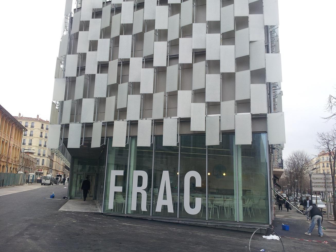 Frac paca marseille ouverture - Frac marseille adresse ...