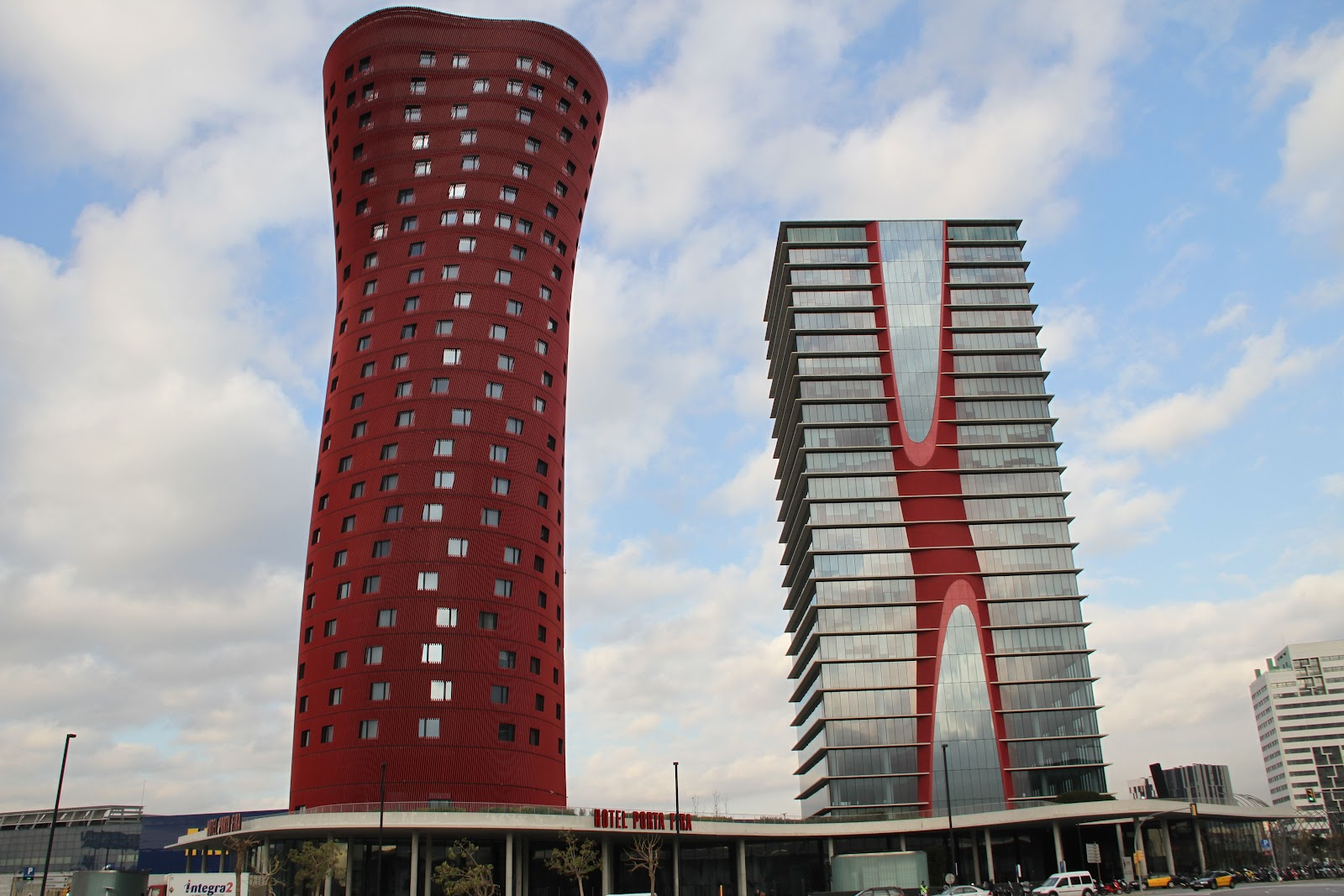 hotel barcelone toyo ito Le laurat du prix Pritzker 2013 est larchitecte japonais Toyo Ito
