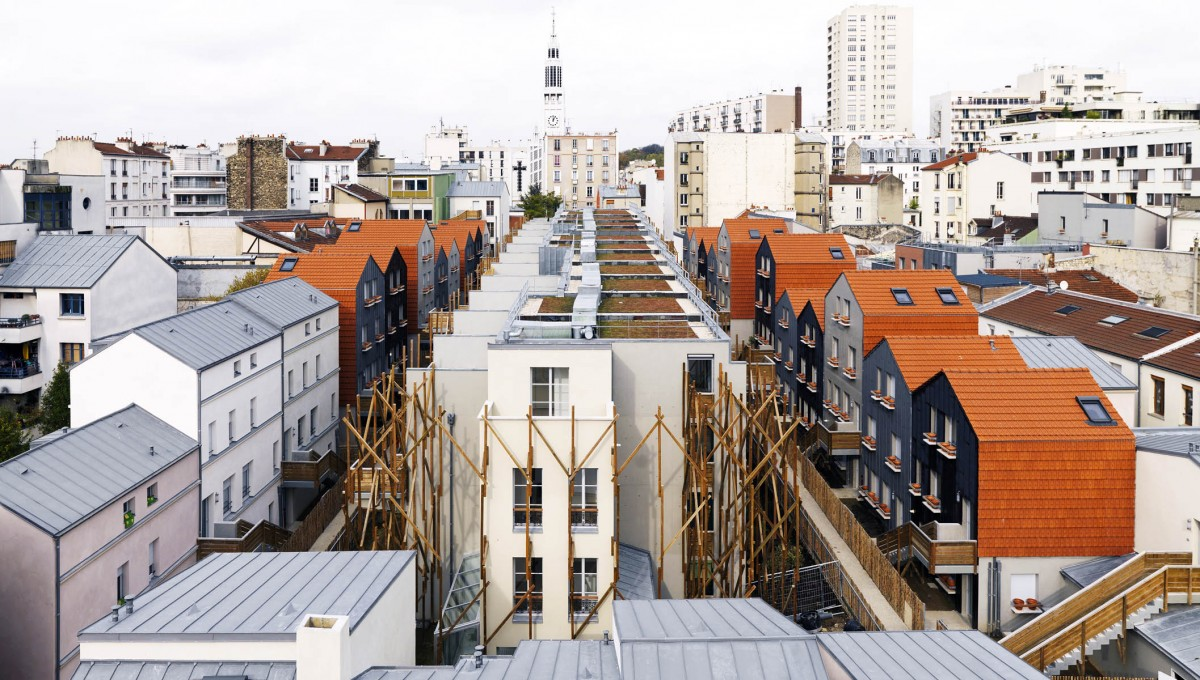 Edouard fran ois archives architecture urbanisme fr - Logement insolite paris ...