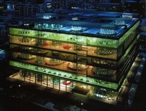 mediatheque sendai toyo ito 300x228 Le lauréat du prix Pritzker 2013 est larchitecte japonais Toyo Ito