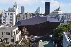 theatre tokyo toyo ito 300x199 Le lauréat du prix Pritzker 2013 est larchitecte japonais Toyo Ito