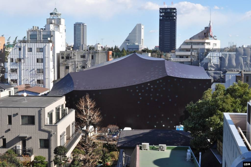 theatre tokyo toyo ito Le laurat du prix Pritzker 2013 est larchitecte japonais Toyo Ito