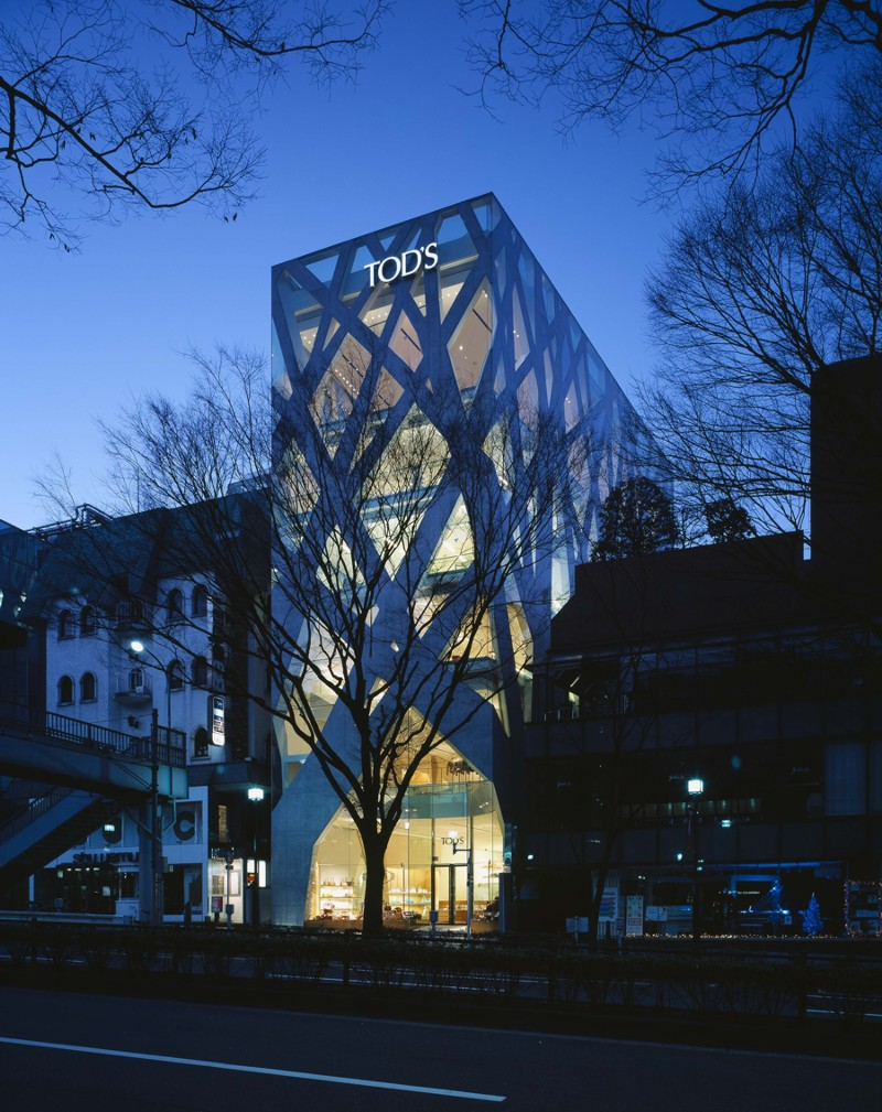 tods toyo ito Le laurat du prix Pritzker 2013 est larchitecte japonais Toyo Ito
