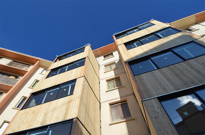 arago pessac logement architecture urbanisme fr. Black Bedroom Furniture Sets. Home Design Ideas