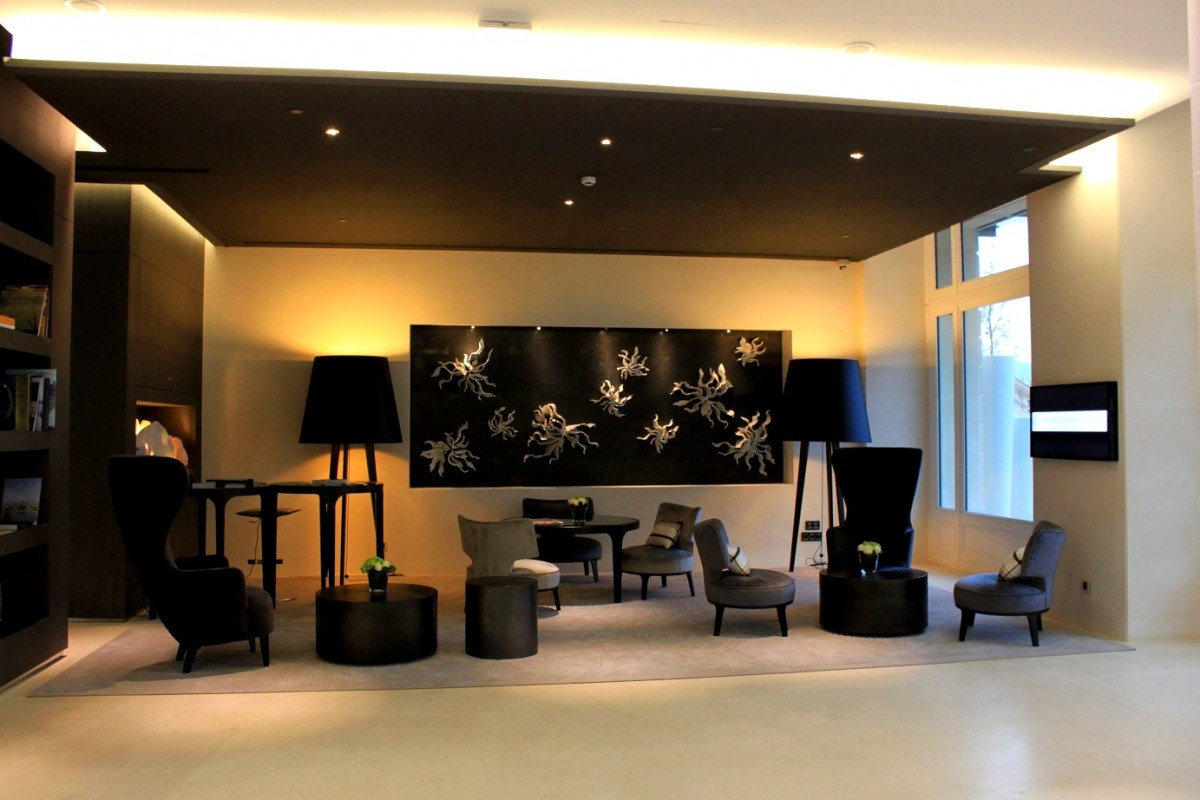 inauguration de l 39 h tel 5 toiles intercontinental marseille. Black Bedroom Furniture Sets. Home Design Ideas