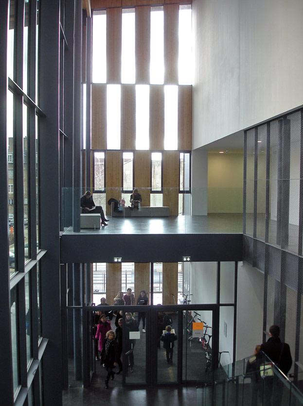 conservatoire cite arts besancon La nouvelle Cité des Arts et de la Culture à Besançon par Kengo Kuma