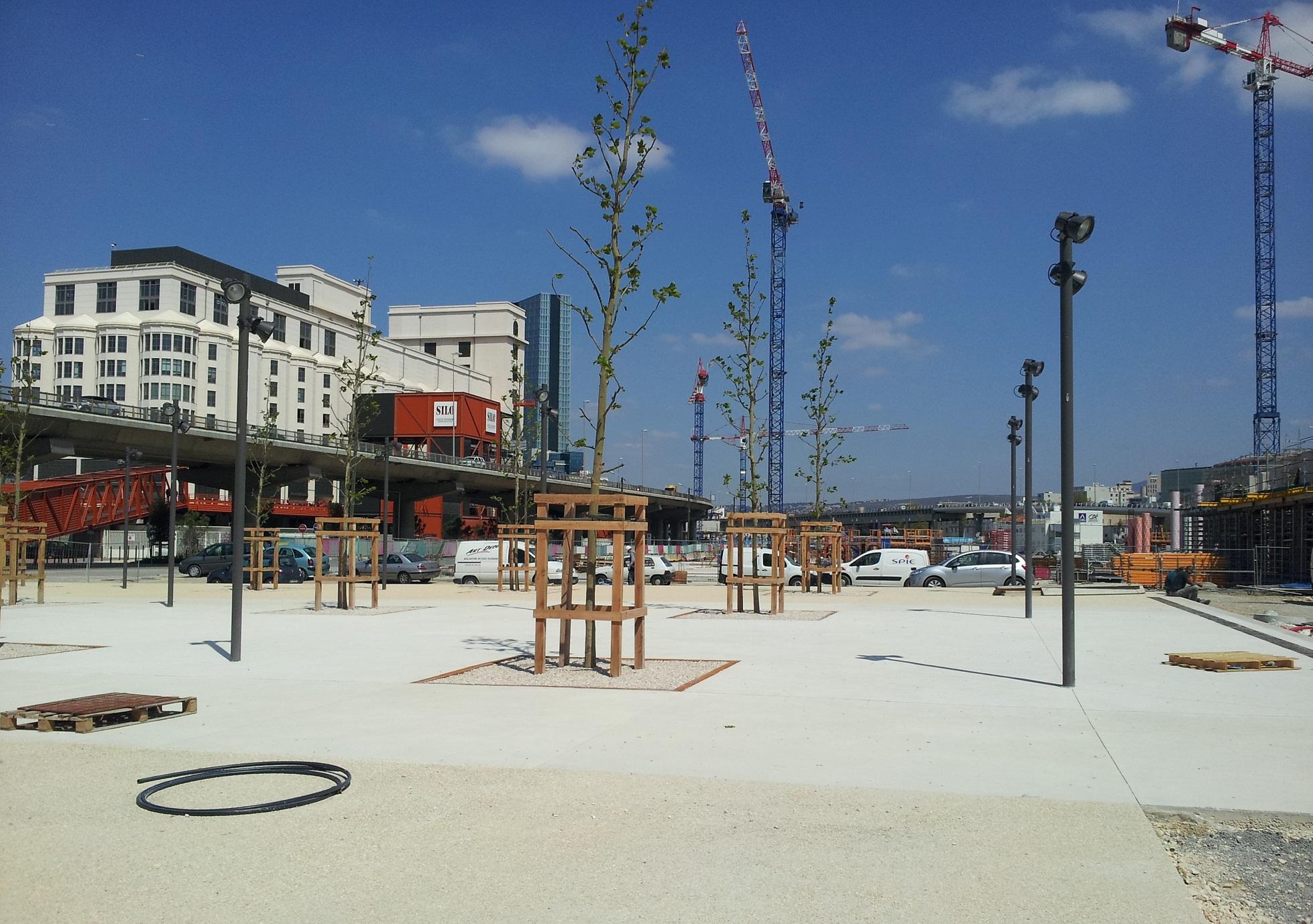 Rencontres places publiques marseille