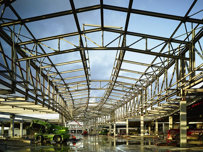 A roville le titanesque centre commercial de roissy - Aeroville centre commercial ...