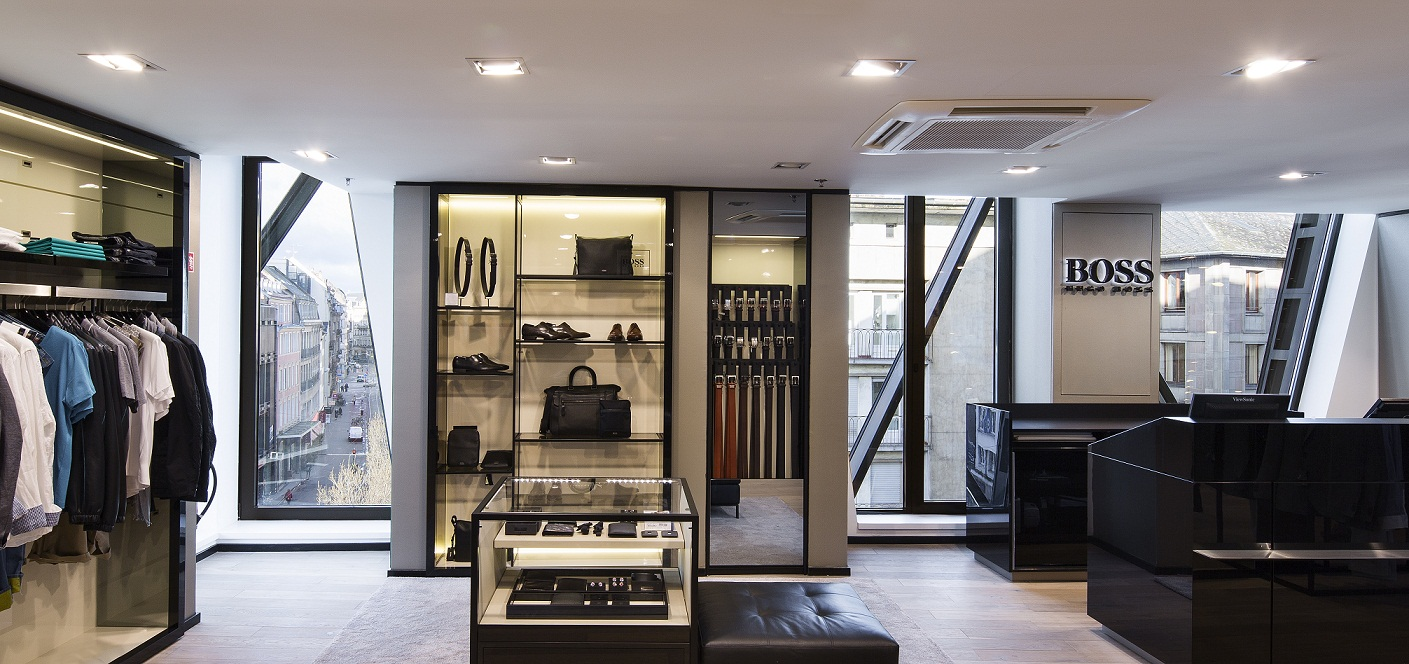 r novation et extension du b timent du magasin printemps de strasbourg. Black Bedroom Furniture Sets. Home Design Ideas