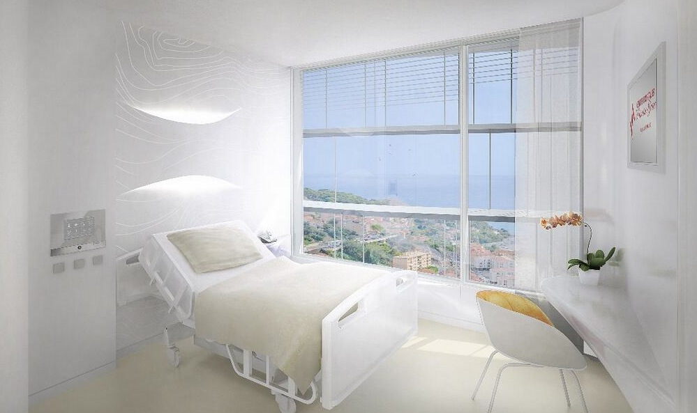 Emejing confidentialite chambre double hopital photos for Chambre d hopital