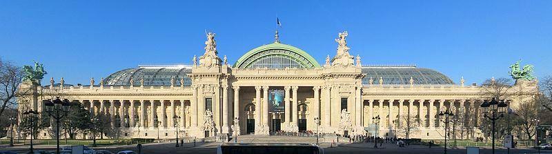 R novation programm e pour le grand palais paris for Architecte grand palais