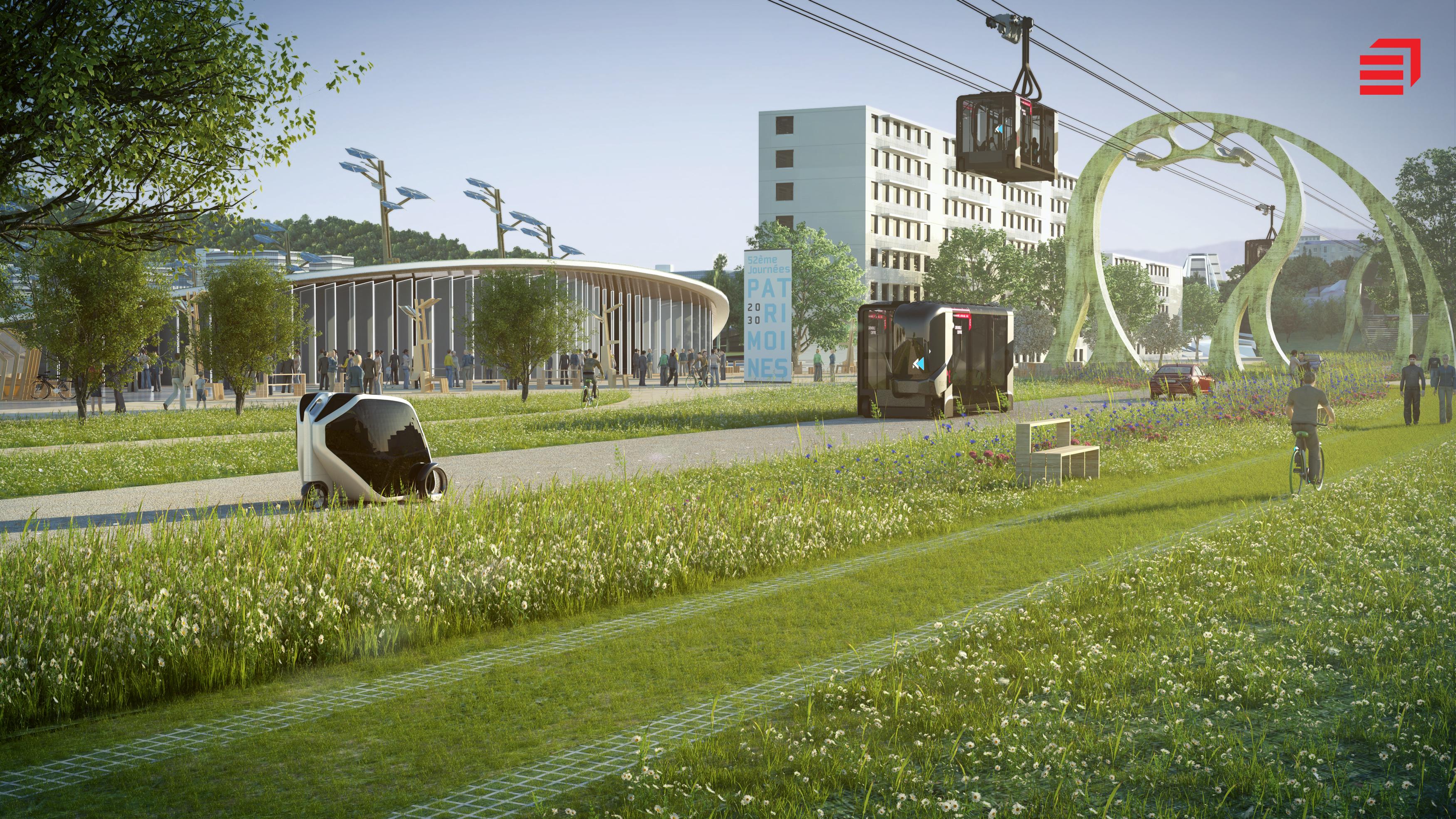 Favori La ville en 2030 : Présentation de la ville durable du futur NO77