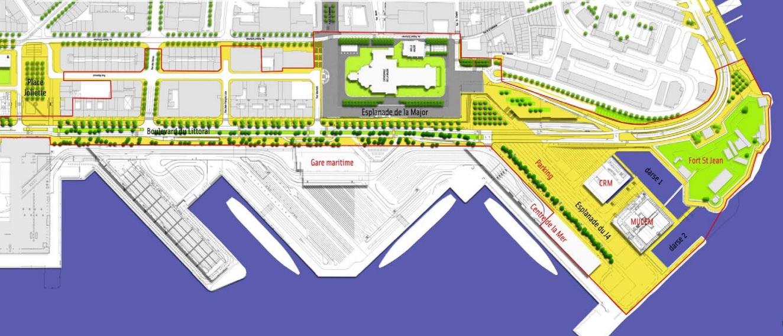Eurom diterran e inauguration du boulevard du littoral - Port autonome du centre et de l ouest ...