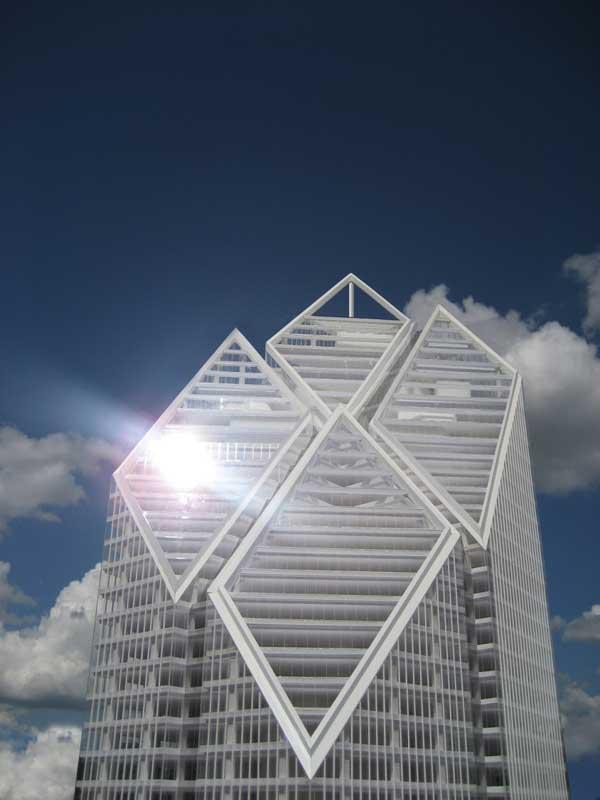 tour world trade center foster La tour 2 World Trade Center à New York : la troisième plus haute tour dAmérique par Norman Foster