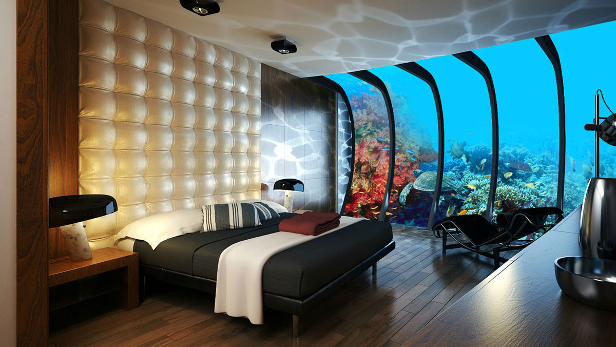 Exceptionnel Les hôtels du futur en images : insolites et écologiques ED98