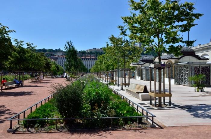 Place Bellecour- Lyon