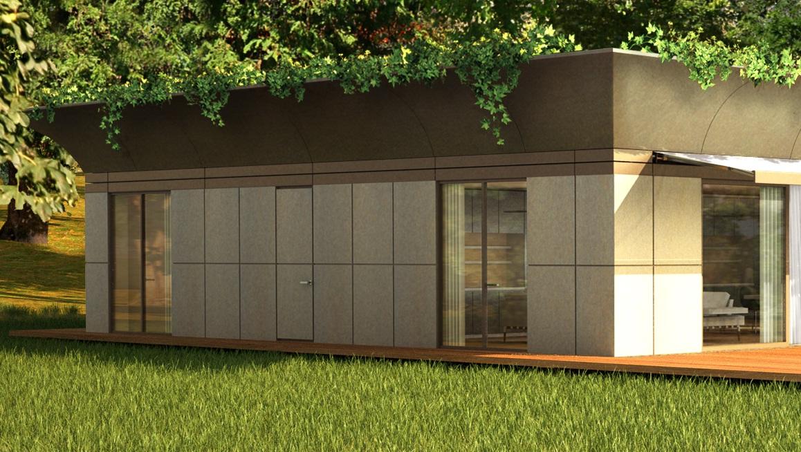 Maison bois passive starck riko - Maison ecologique en kit ...