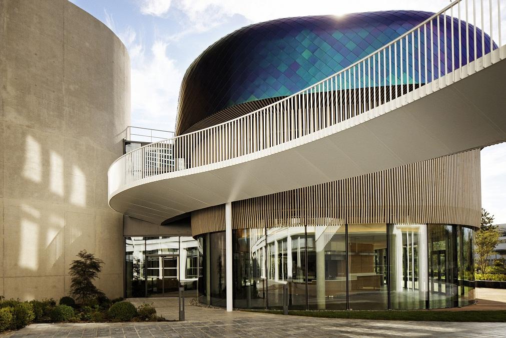 Un nouveau b timent de bureaux entre patrimoine et modernit for Architecture des batiments