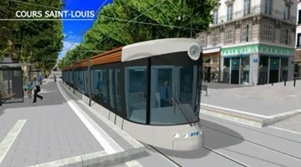tramway-rue-rome-marseille-centre-ville
