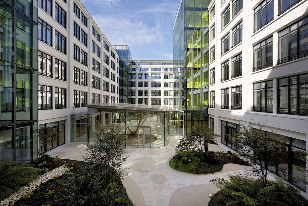 Un nouveau b timent de bureaux entre patrimoine et modernit - Batiment industriel moderne ...