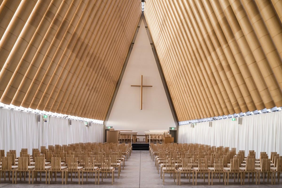 Le laur at du prix pritzker 2014 est l architecte shigeru ban architecturion - Prix du meilleur architecte ...